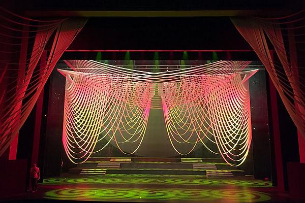 antistatics architecture theater stage design
