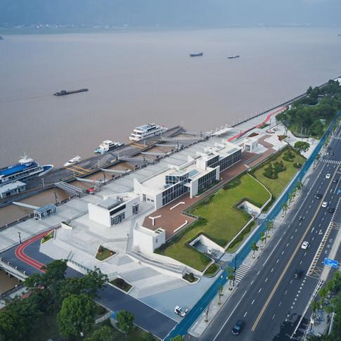 Wenzhou Ou-river No.1 Building