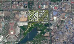 Tangshan CBD Masterplan