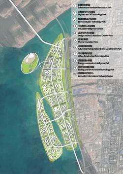 Shenzhen new marine city