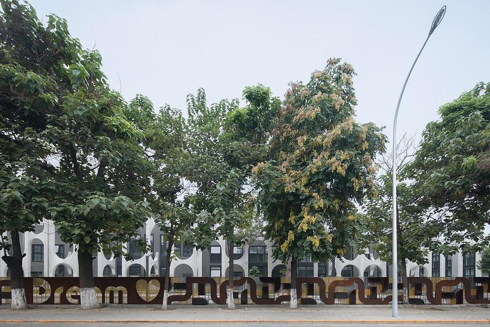 16_FFP Courtyard B_Streetfront View_Xiaz