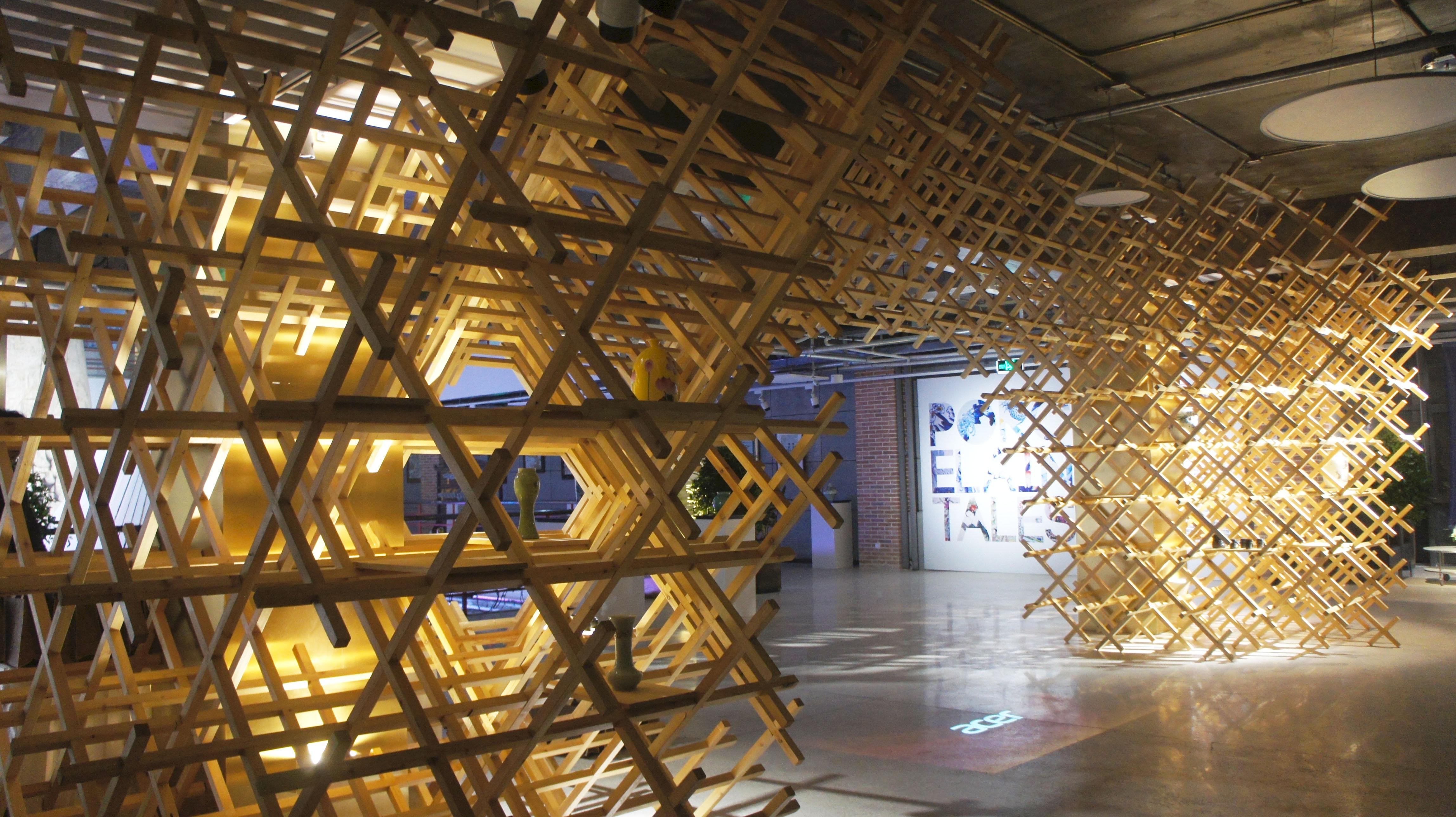 中国陶瓷美术馆室内设计