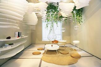 antistatics architecture interior installation