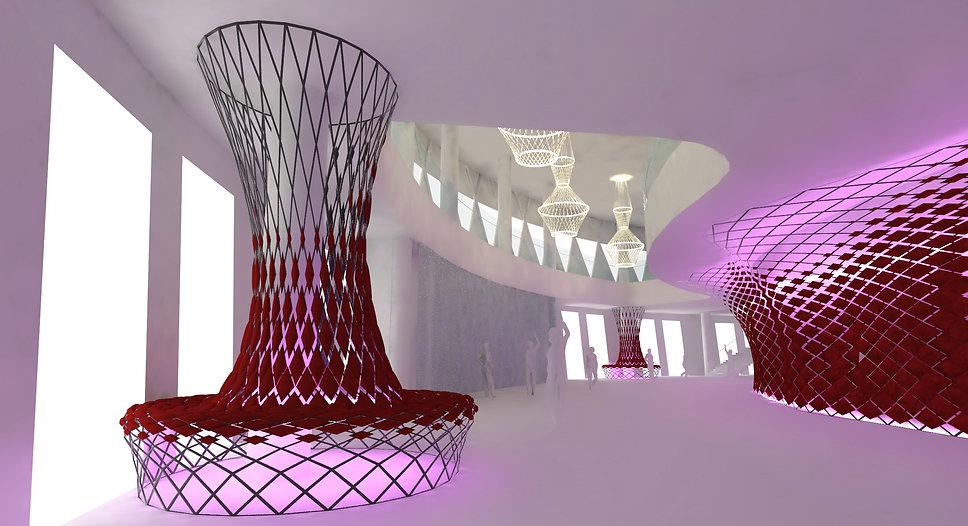 antistatics architecture lounge interior