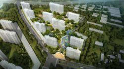 古冶·和逸居项目景观绿化设计