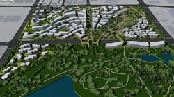 参数化城市公园