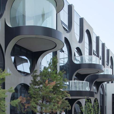 Beijing Fashion Factory Courtyard B