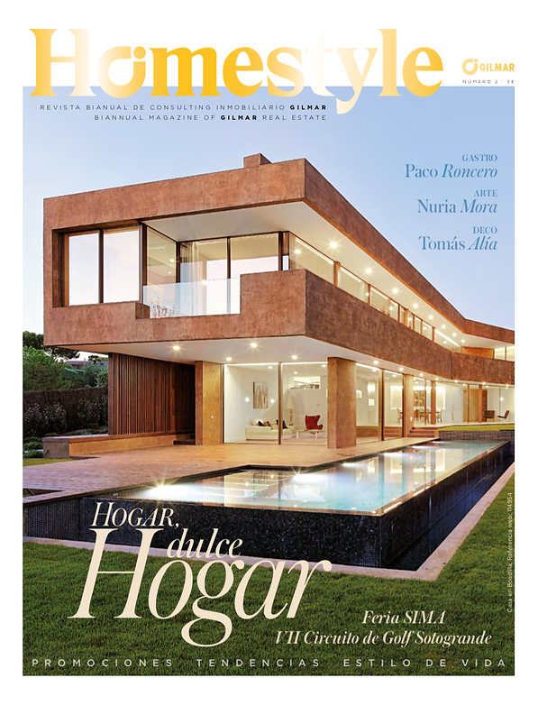 Homestyle Real Estate magazine Number 2
