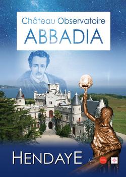 Affiche pour le château Abbadia