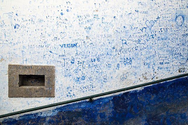 Bleu mur