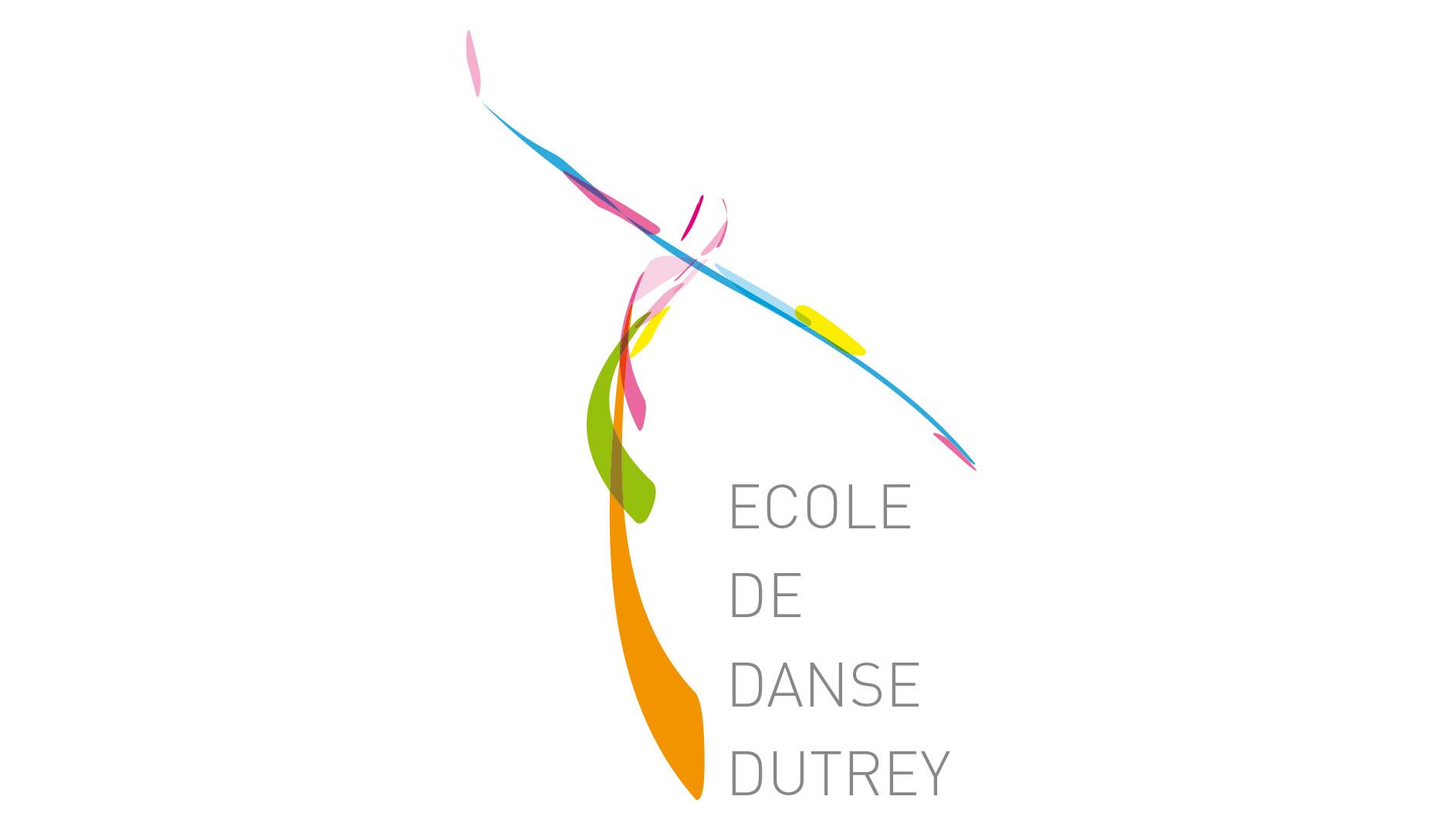 Logo Ecole de Danse Dutrey