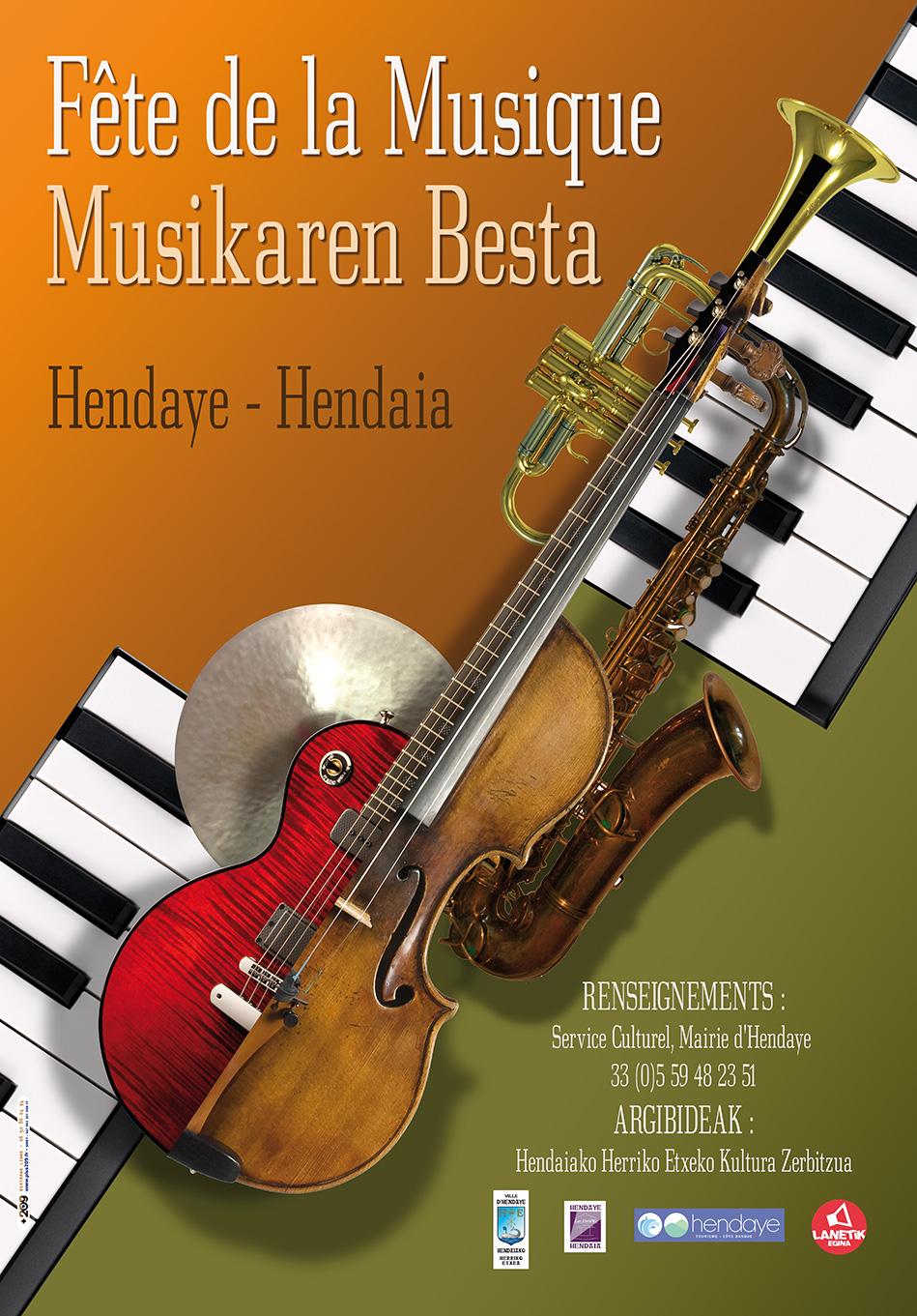 Fête de la Musique Hendaye