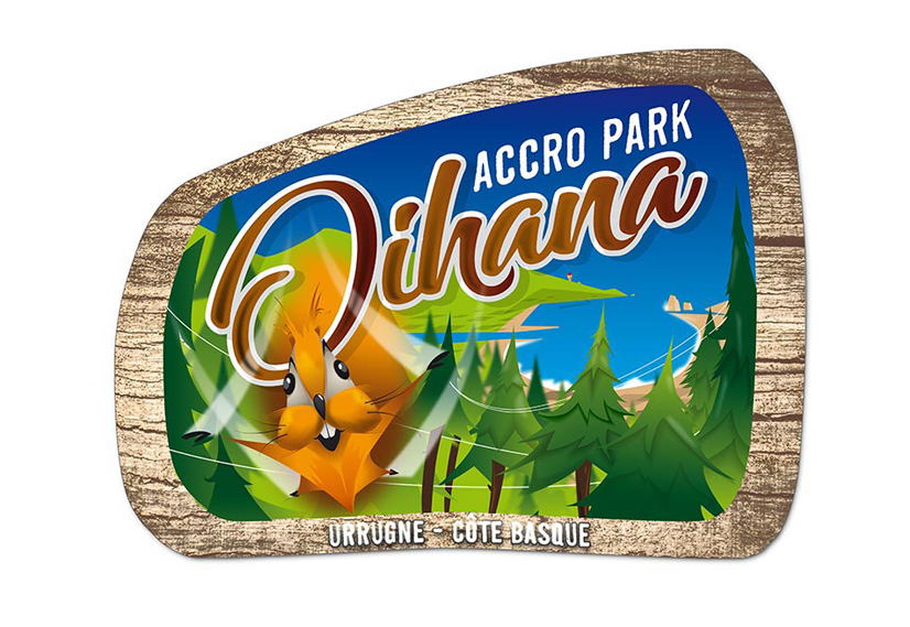 Parc d'Aventures Oihana
