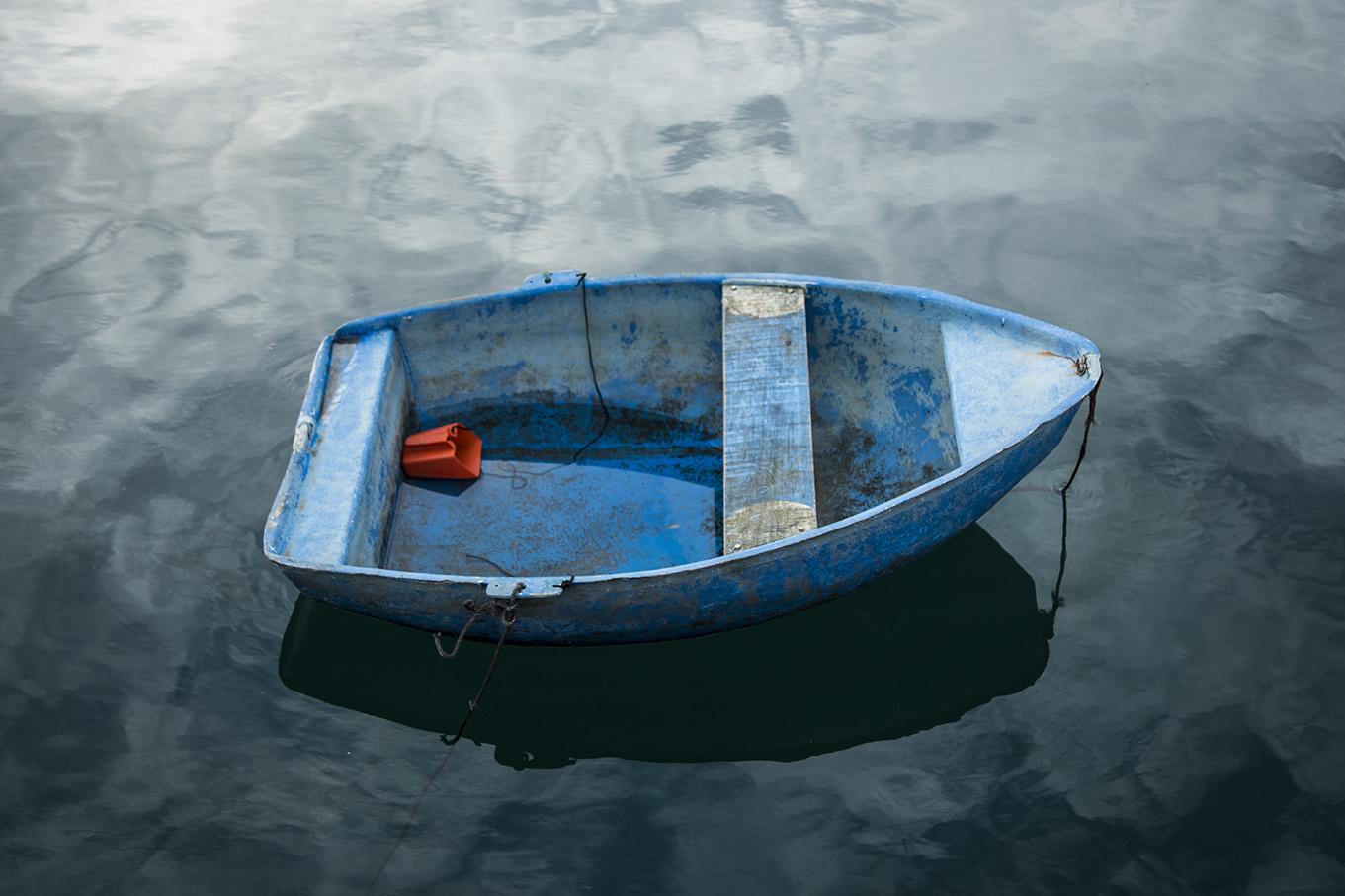 Juste un bateau