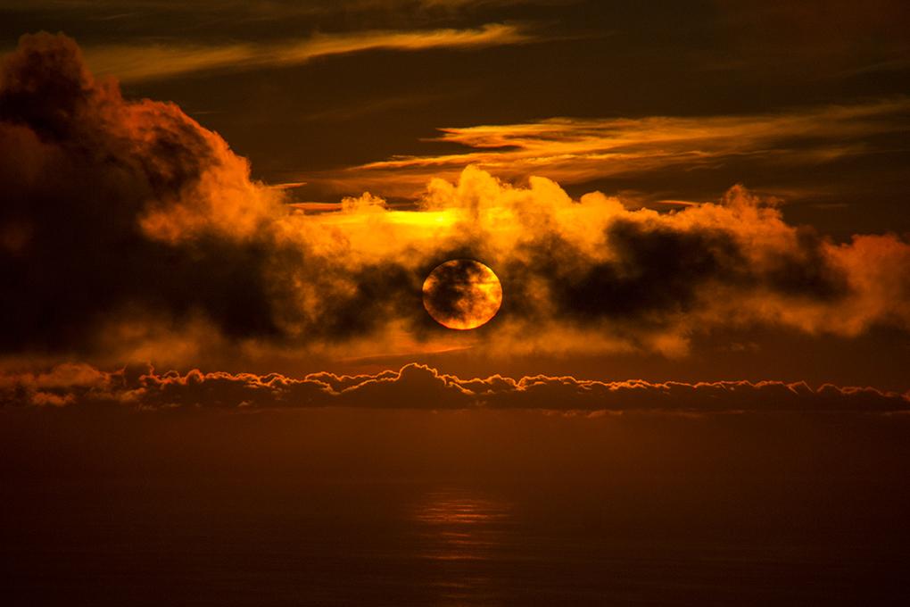 Soleil martien