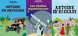 Les aventures d'Antoine d'Abbadie