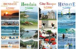 Montage-photo pour Hendaye-Tourisme