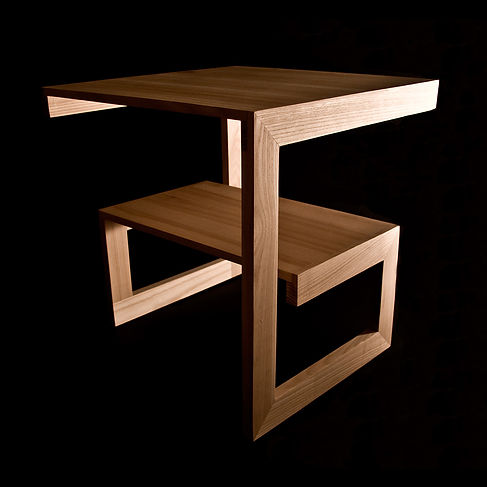 """Side table """"G"""", ash"""