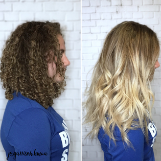 -Color -Haircut