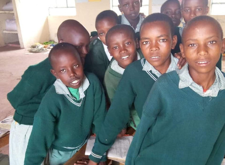 Expanding:  Our Jump to Kenya