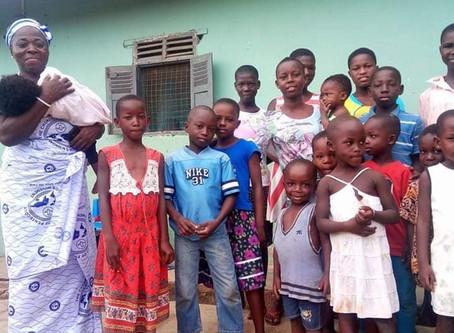 Mama Yaa's Home for Children
