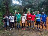 volunteers in africa