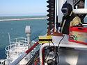 Сварочные аппараты ВМЕ 160 на море. Сварочный аппарат в кейсе.