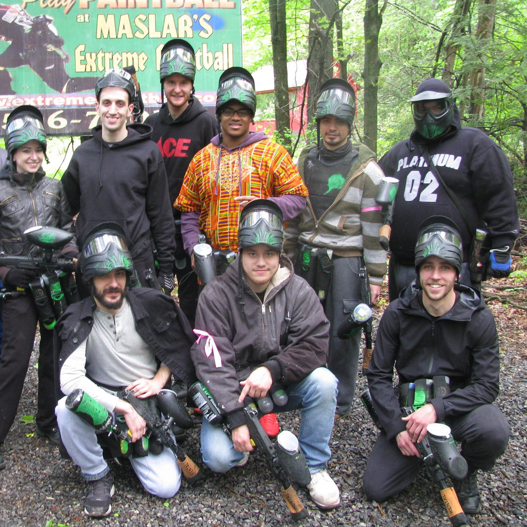 Paintball Gallery