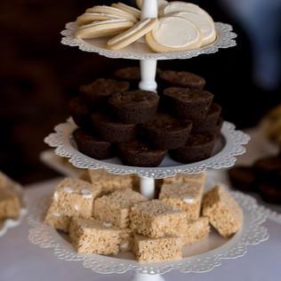 Dessert Bar Wedding Tower