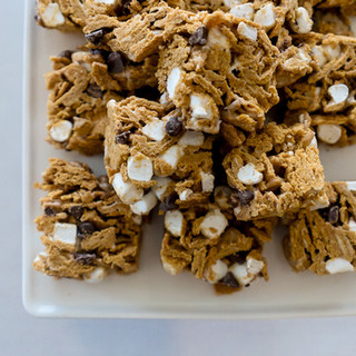 S'mores Wedding Krispies