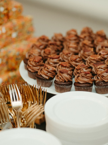 Wedding Cupcakes at The 101 Seattle!