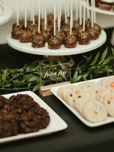 Wedding Dessert Bar!