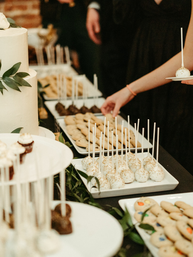 Wedding Dessert Bar!