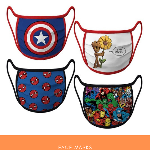 Disney Gift Guide 2020 Marvel