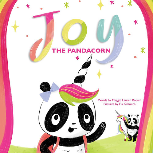 JOY THE PANDACORN (Preorder)