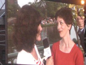 Maria's interview with Joyce Kulhawik