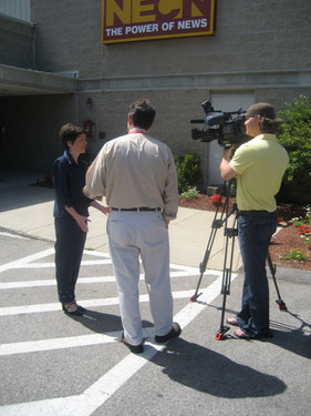 Interview with New England Cable Network