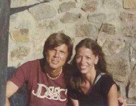 Maria with John Davidson at JDSSC Workshop