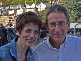 Maria and Ron Zack