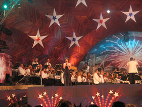 July 4th with the Boston Pops