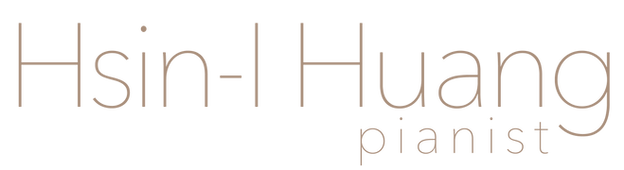 Hsin-I Huang Pianist
