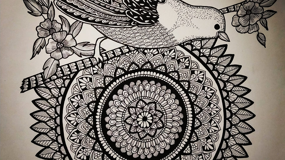 Eye-Pleasing Mandala