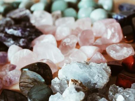 O que são e para que servem os cristais?