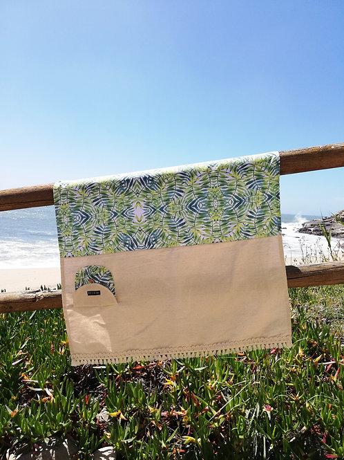 Native -toalha de praia