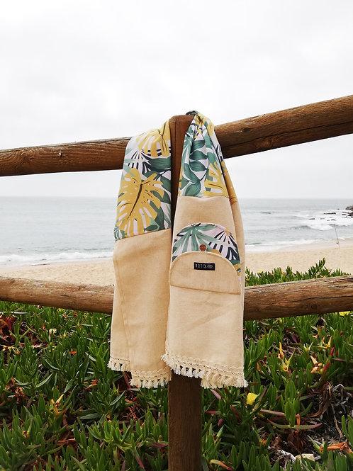 Jungle - toalha de praia