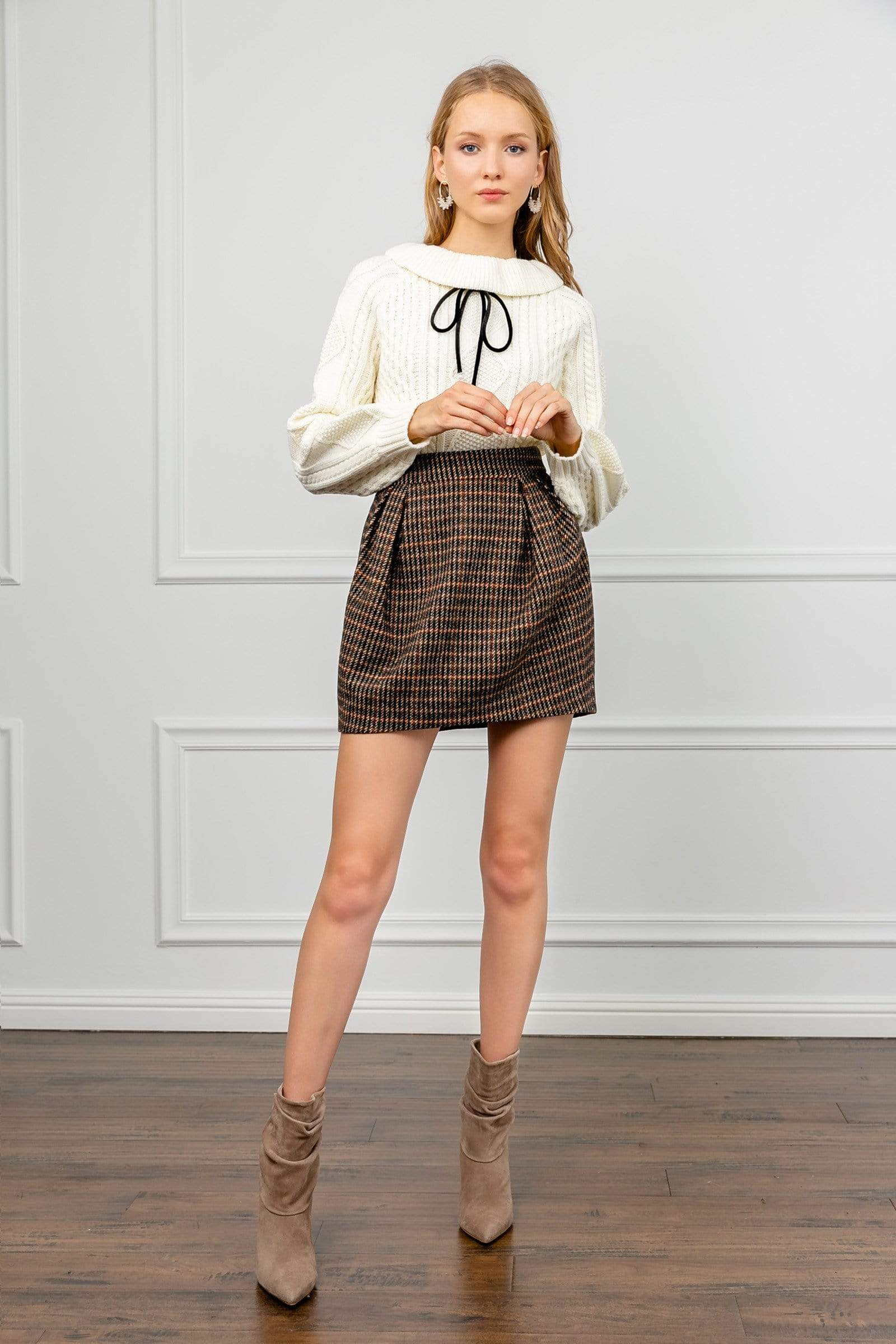 The Charles Brown Skirt