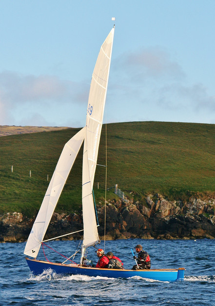 Shetland Model racer Solus.JPG