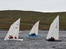 Dipping Lug racers Vielmar, Krak-At and