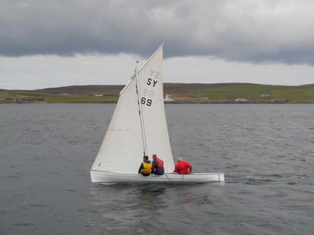 Dipping Lug racer Vielmar