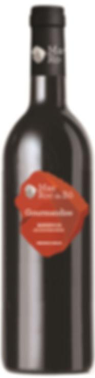 Vin rouge Minervois Languedoc Gourmandise
